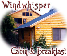 Windwhisper Cabin And Breakfast