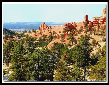 Red Canyon in Dixie National Forest