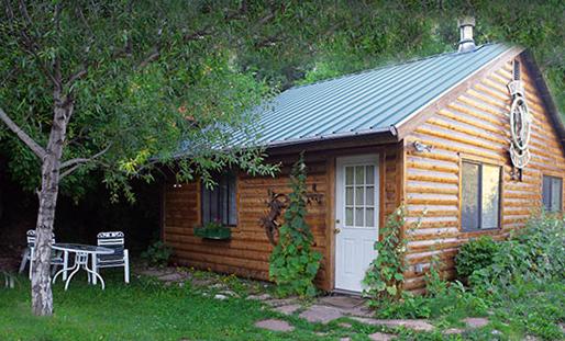 Windwhiper Cabin