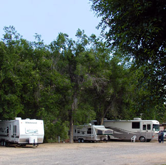 East Zion Riverside RV Park